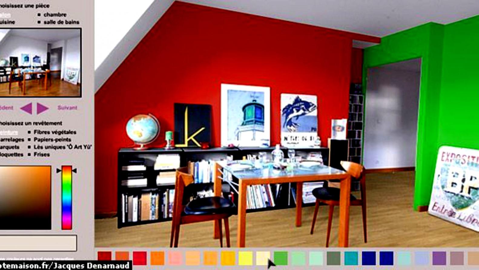 Peinture maison sarah lavoine