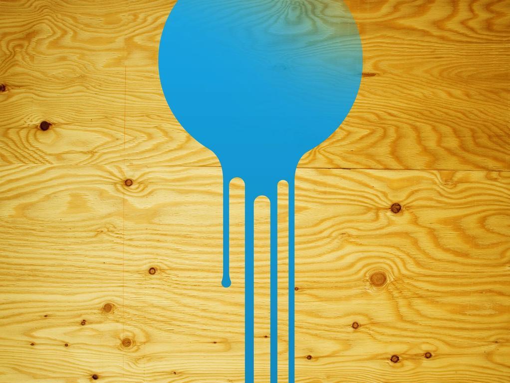 Peindre un mur peinture acrylique