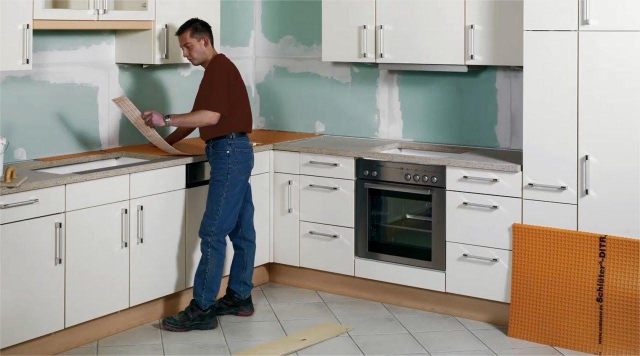 Peinture pour plan de travail cuisine en bois