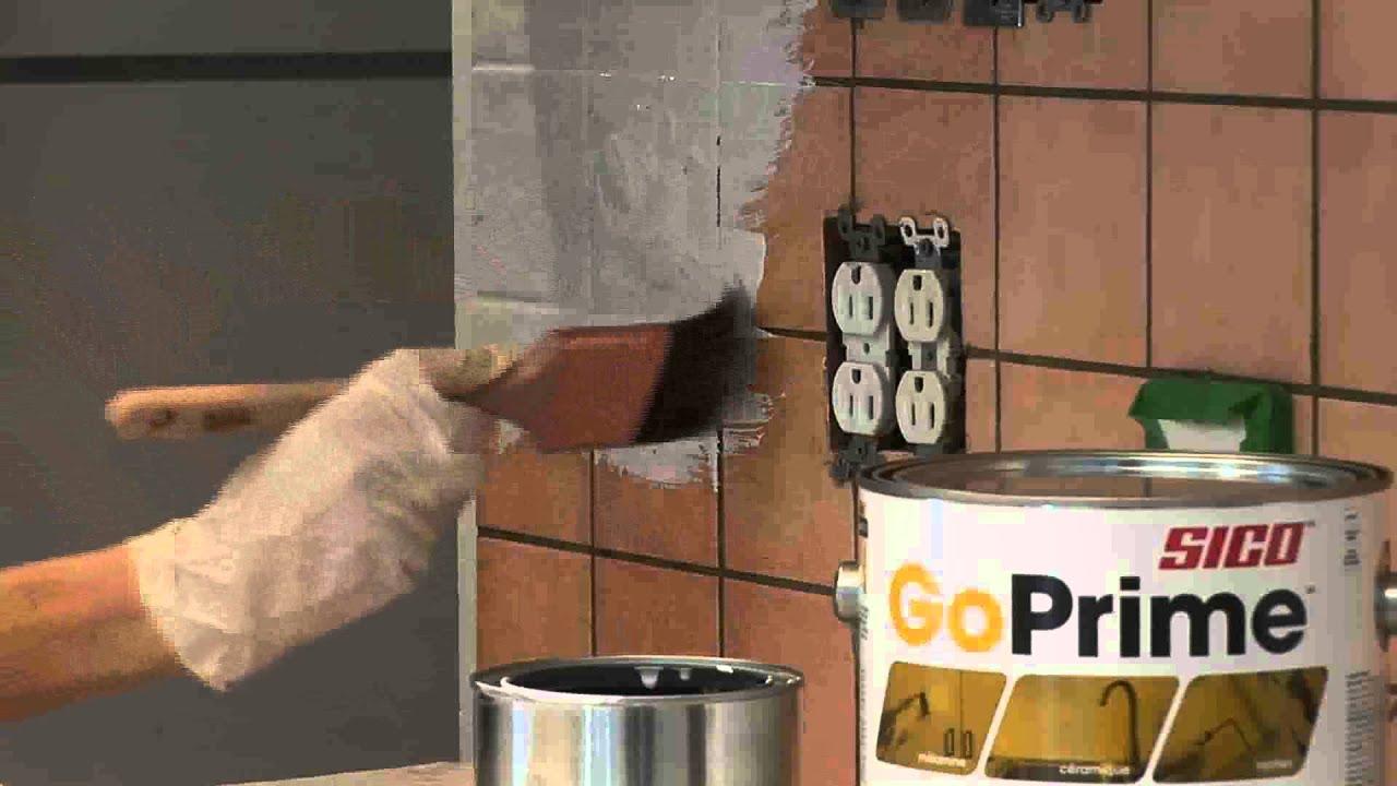Peindre dosseret cuisine