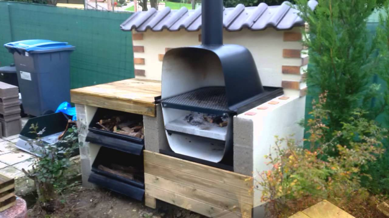 Peinture pour hotte barbecue