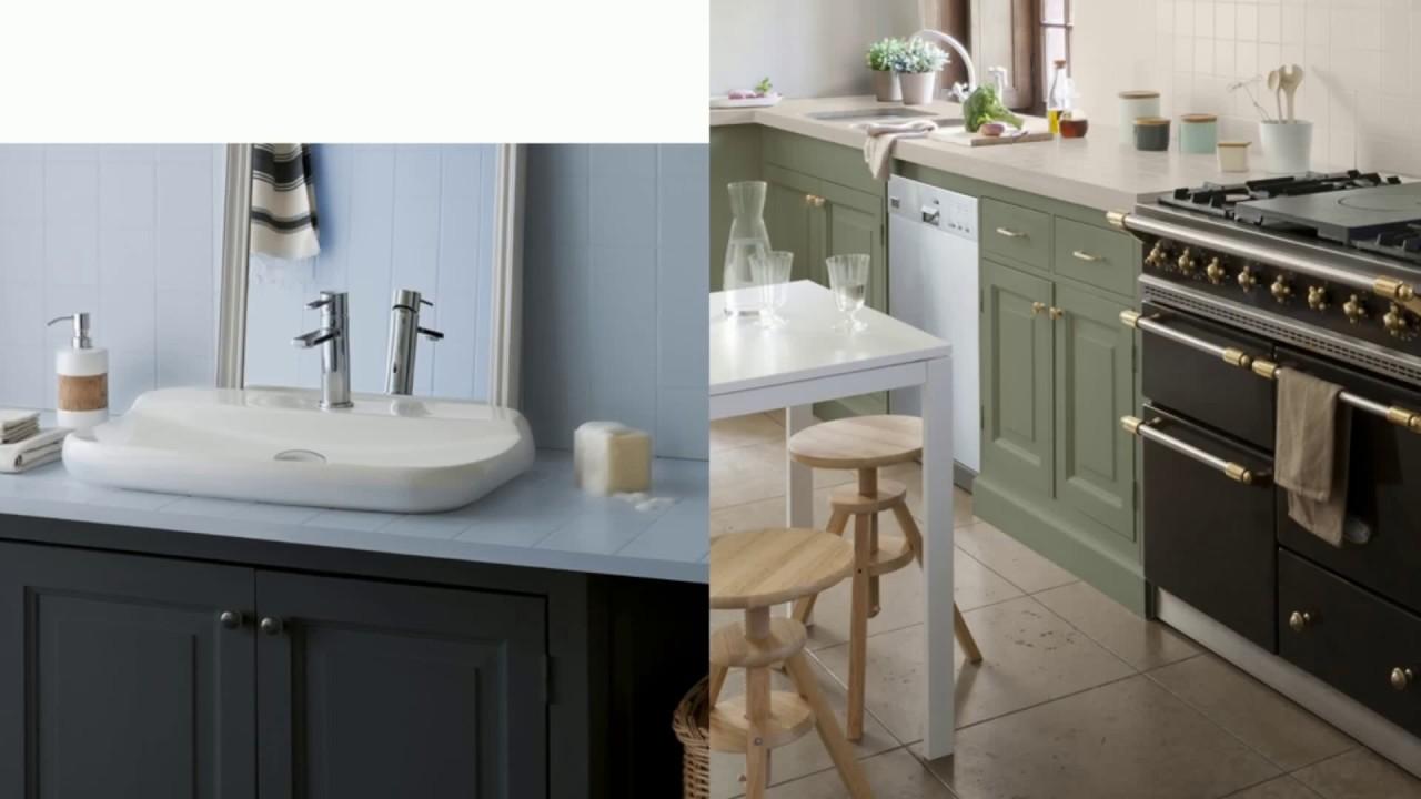 Couleur peinture meuble cuisine v33