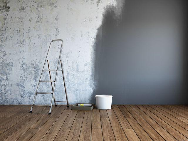 Devis peinture d'une chambre