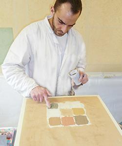 Peintre decorateur batiment