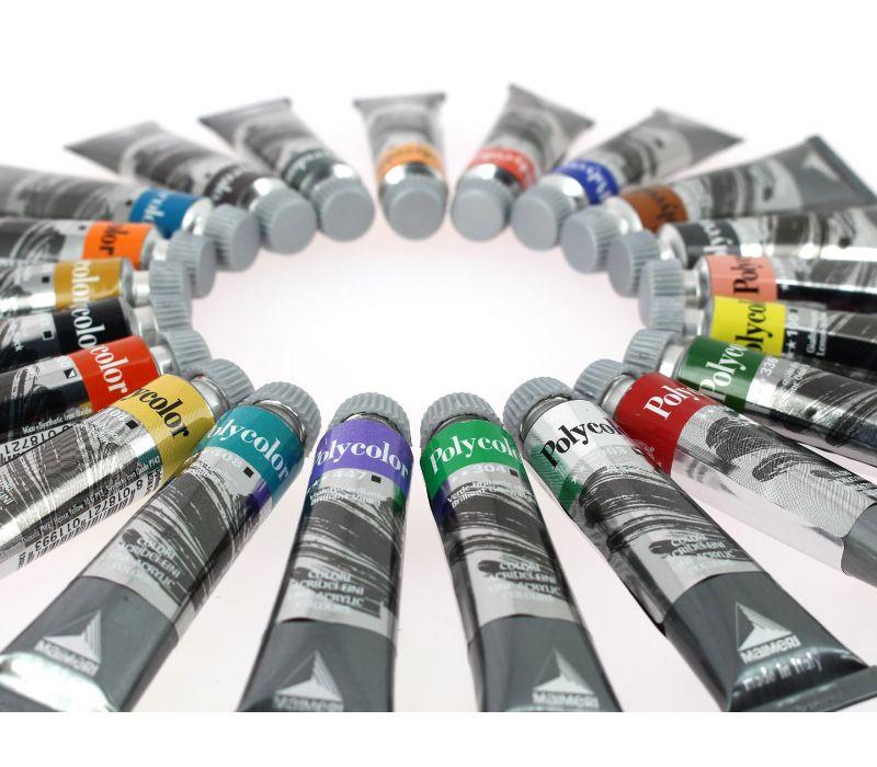 Ou acheter de la peinture acrylique pas cher