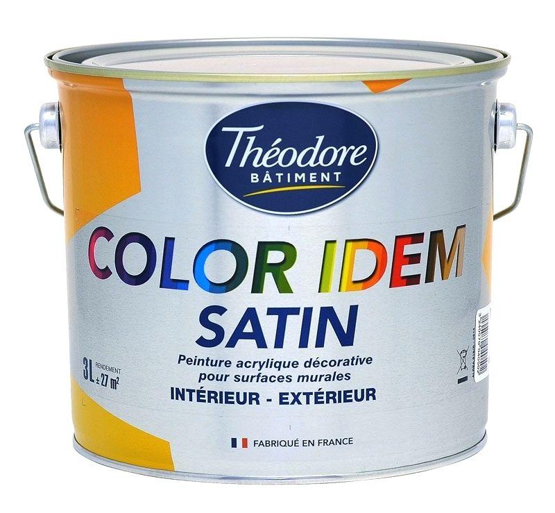 Peinture acrylique ou glycero pour mur exterieur ...