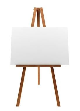 Peinture acrylique pour tableau
