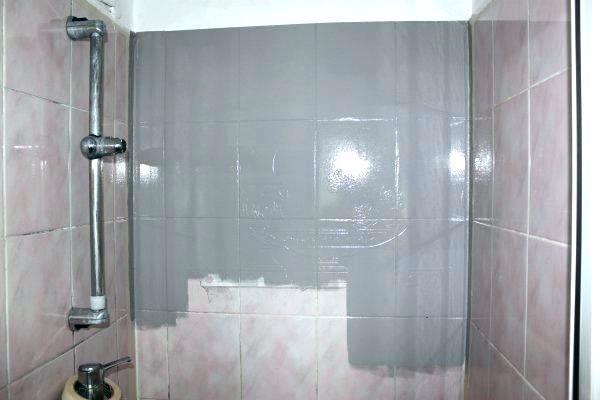 Peinture carrelage sol mat - Peinture resine pour carrelage salle de bain ...