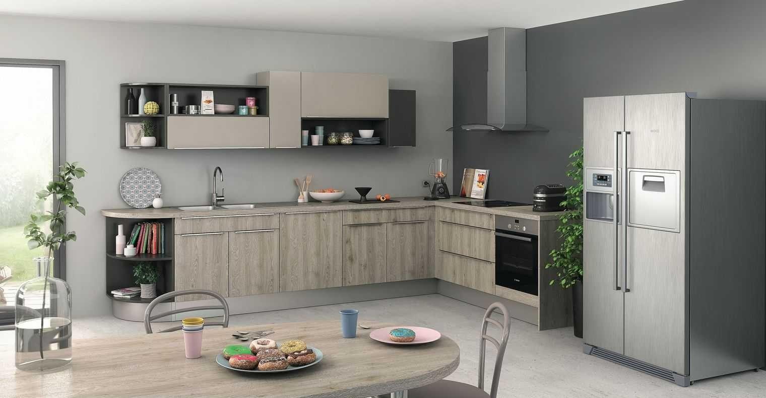 Quelle peinture cuisine grise - Livreetvin.fr