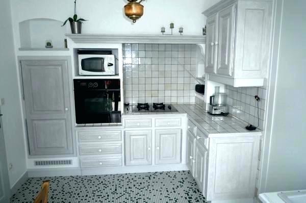 Peindre meuble cuisine en ceruse