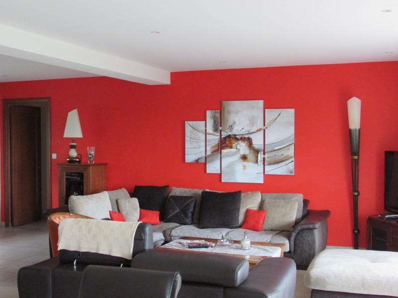 Peinture décoration pour salon