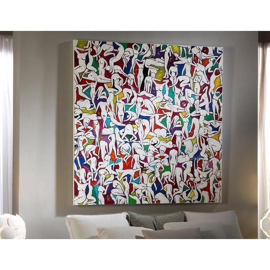 Vente de peinture acrylique sur toile