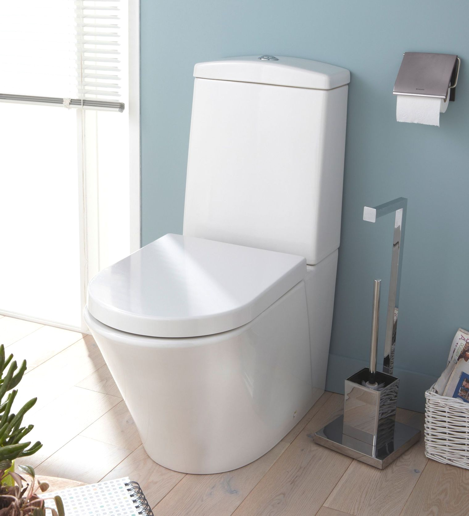 Devis peinture toilette