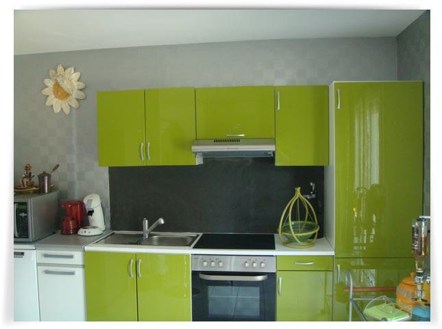 Deco interieure cuisine peinture