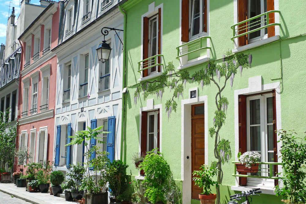 Cout peinture extérieure maison