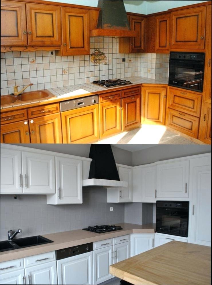 Peinture pour facade meuble cuisine