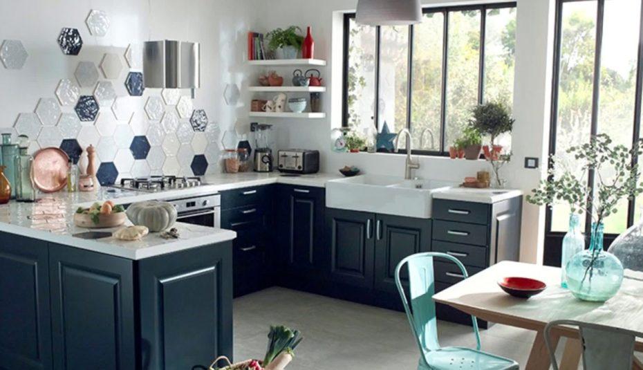 Peinture meuble de cuisine sans poncer