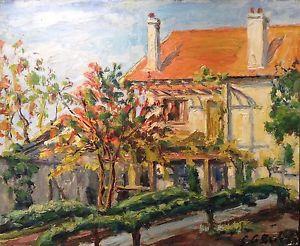 Peinture maison tableau