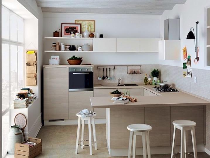 Comment peindre cuisine ouverte salon