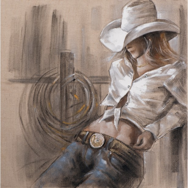 Peinture acrylique toile image