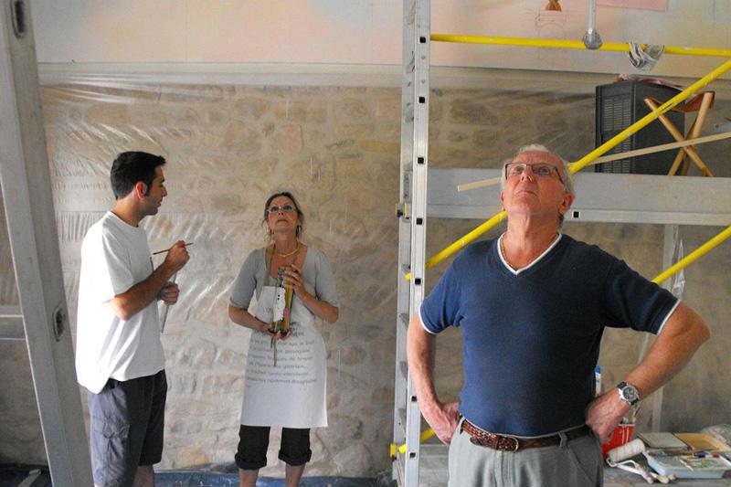Peindre une maison neuve prix