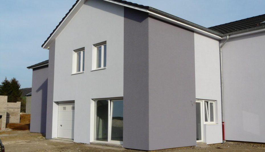 Peinture maison exterieur virtuel
