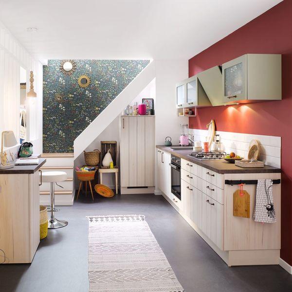 Type peinture cuisine ouverte