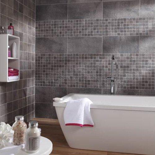 Peinture pour carrelage mural salle de bain leroy merlin - Devis salle de bain leroy merlin ...