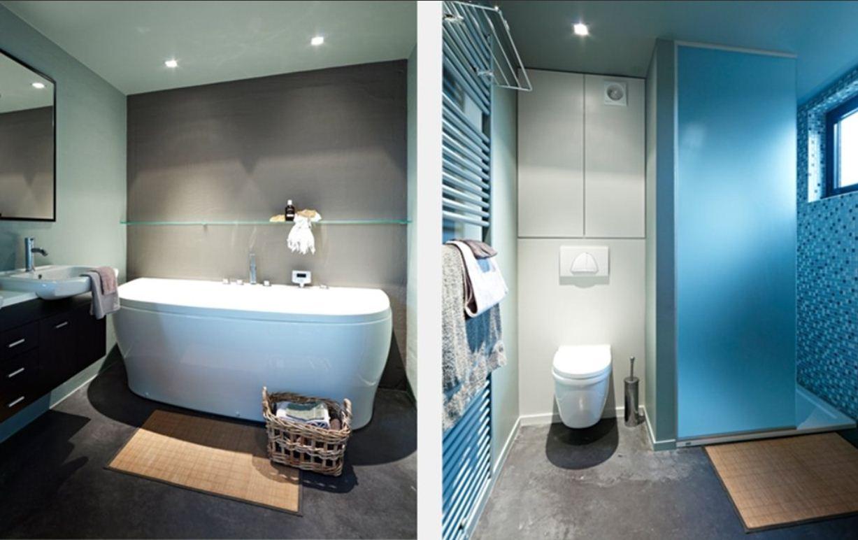 Peinture carrelage salle de bain tendance Peinture pour salle de bain carrelage